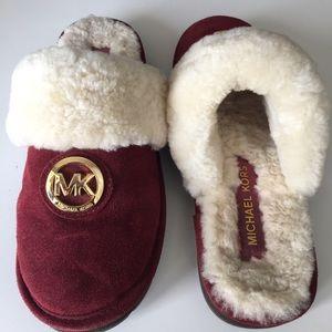 MK Fur Lined|Size 8